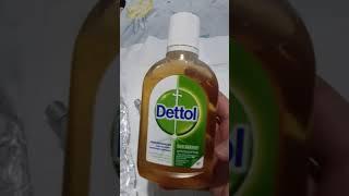 Cara membuat hand sanitizer pake dettol praktis dan murah (cairan anti covid 19 / corona)
