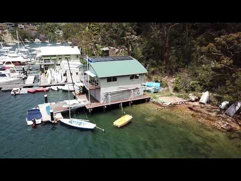 Sungen Solar - Installation On The Sailors Bay Sea Scouts Boat Shed