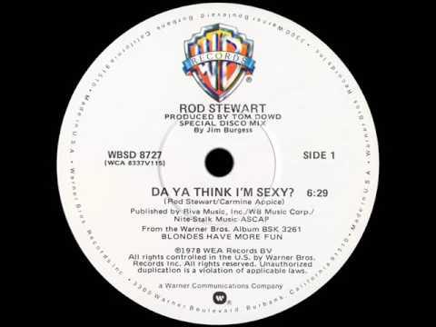 Rod Stewart - Da Ya Think I'm Sexy (Dj ''S'' Remix)