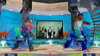 Britney's Dance Beat (PS2) - Demo Gameplay