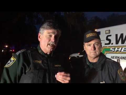 Drug Search Warrant - 27257 Osage Street, Brooksville