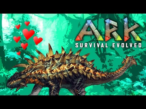 OUR NEW HORNY PET ★ ARK: Survival Evolved (44)