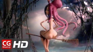 "CGI Animated Short Film HD ""Goutte d'Or "" by Happy Flyfish 