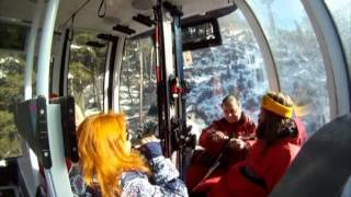 Поездка в Андорру. 2011(Большой компанией летим из Питера в Андорру, где искристо и весело, катаемся на горных лыжах., 2012-10-07T14:03:59.000Z)