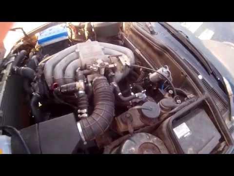Подключение шлангов системы охлаждения e34