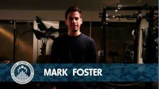 SOTS II VO2 TESTS: MARK FOSTER