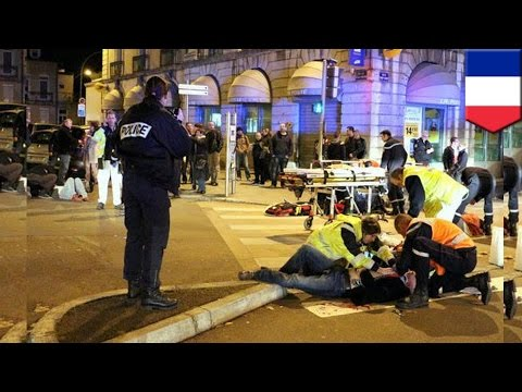 Crazed Islamist motorist drives into pedestrians and yells Allahu Akbar in Dijon, France, injures 11