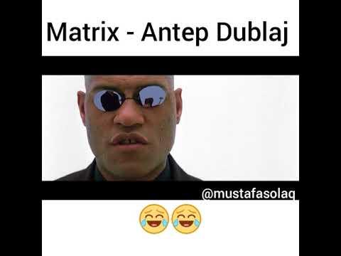 Matrix Uçma Sahnesi (Antep Dublaj)