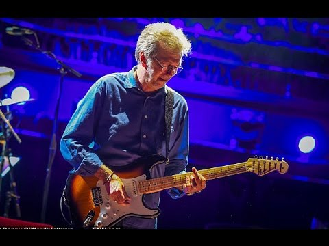 Eric Clapton - I Shot the Sheriff. Live at The Royal Albert Hall 2015