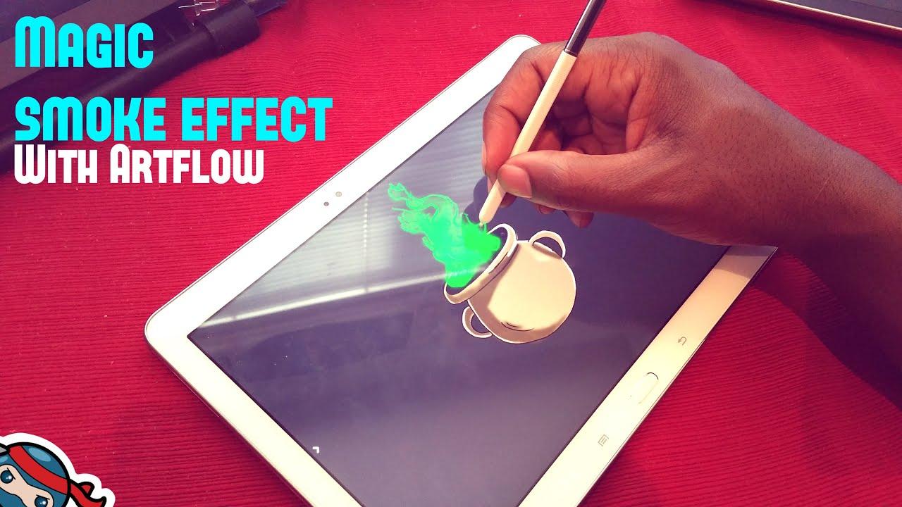 Как сделать эффект магии на фото