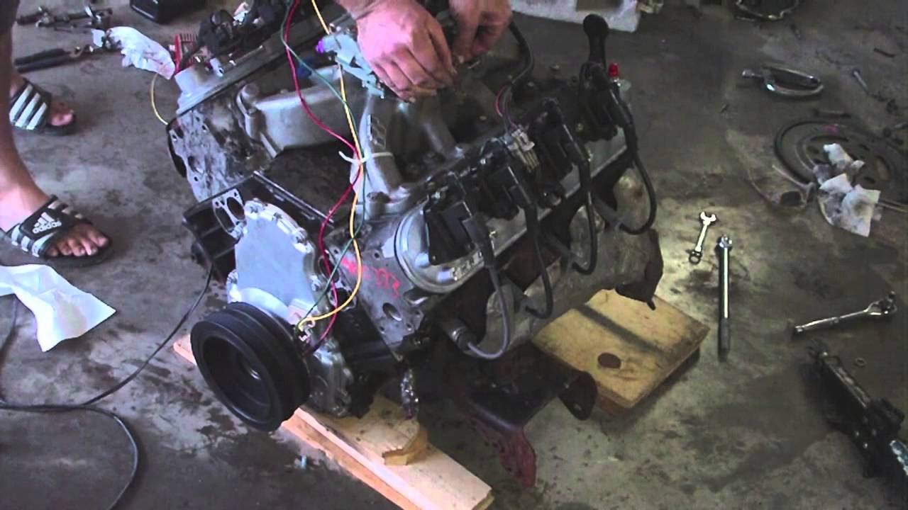 nuclear blast lq4 with ls9 cam and new valve covers