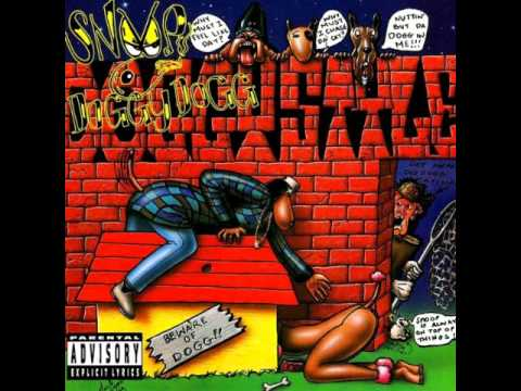Snoop Dogg - Ain't No Fun (ft. Kurupt, Nate Dogg, & Warren G)[clean radio edit]