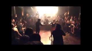 Impro Travis Matte & Sandrine Lambin-Gagnon w/ Masson Stomp