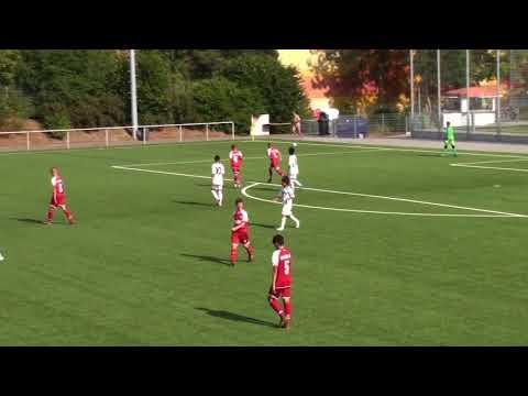 U14 Jhg 2005 1. FSV Mainz 05 - Kyoto Football Academy 0:6; LV in Mainz 04.08.2018