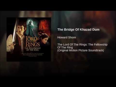 The Bridge Of Khazad Dum
