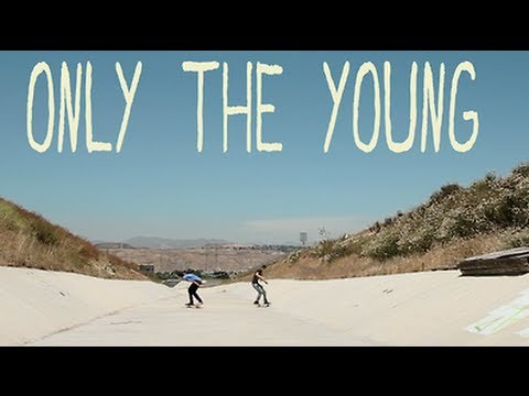 ONLY THE YOUNG, Filming Teen Christian Skaters with Jason Tippet