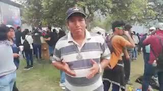 DECLARACIONES DE SALVADOR QUISHPE