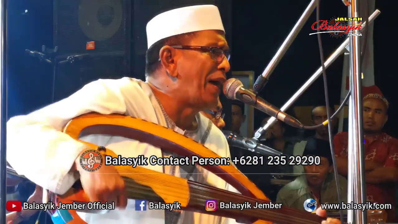 Download Balasyik Jalsah   Ya badrotim - يابدر تيم  - Live in Selok Anyar Pasirian Lumajang