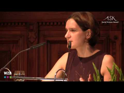 Esther Duflo's Acceptance Speech | A.SK Social Science Award 2015