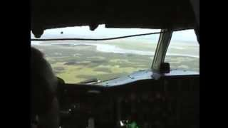 THE SIGHT & THE SOUND 7/19 : Reeve Aleutian L-188 N9744C cockpit documentary from St. Paul Island