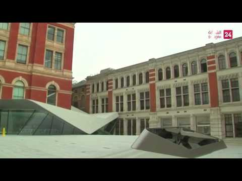 Victoria and Albert Museum upgrade