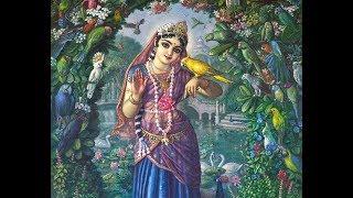 Tulasi Prayers ~ Swarupa Damodara Dasa