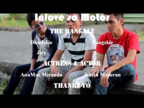Inlove sa Motor by The Hangalz(Official Music Video)