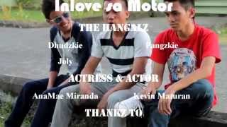 Repeat youtube video Inlove sa Motor by The Hangalz(Official Music Video)