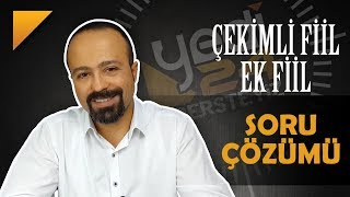 Çekimli Fiil / Ek Fiil - SORU ÇÖZÜMÜ / \YKS-KPSS\, Önder Hoca