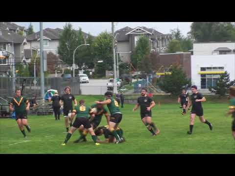 Surrey Beavers vs Langley Rugby