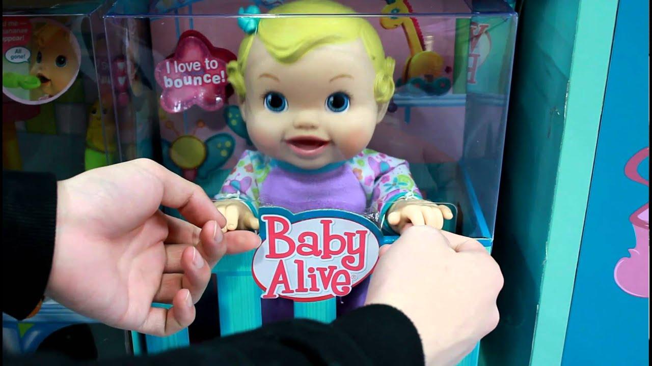 """Baby Alive at Hong Kong Toys""""R""""Us"""