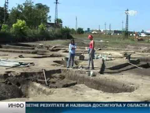 Temerinska petlja kao - arheološka riznica