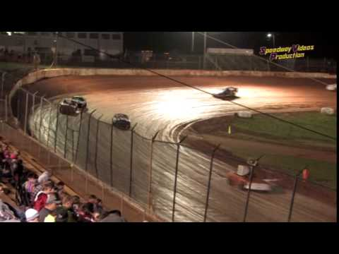 Mini Stocks 3-21-15  -  411 Motor Speedway