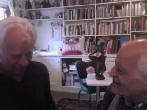 Satish Kumar & Craig Sams - International Permaculture Day 2013