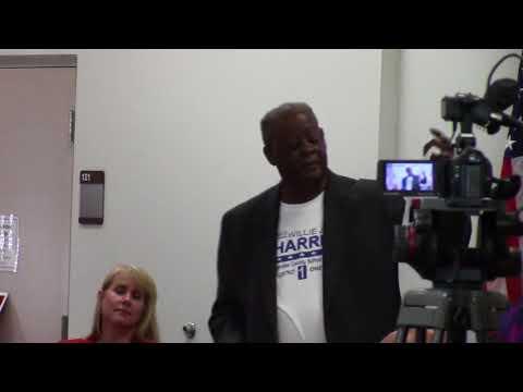 Willie Harris - Lowndes School Board - District 1