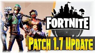 Patch 1.7 Update | FORTNITE Horde Bash