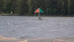 Hangon uimaranta Heinäkuu 2014