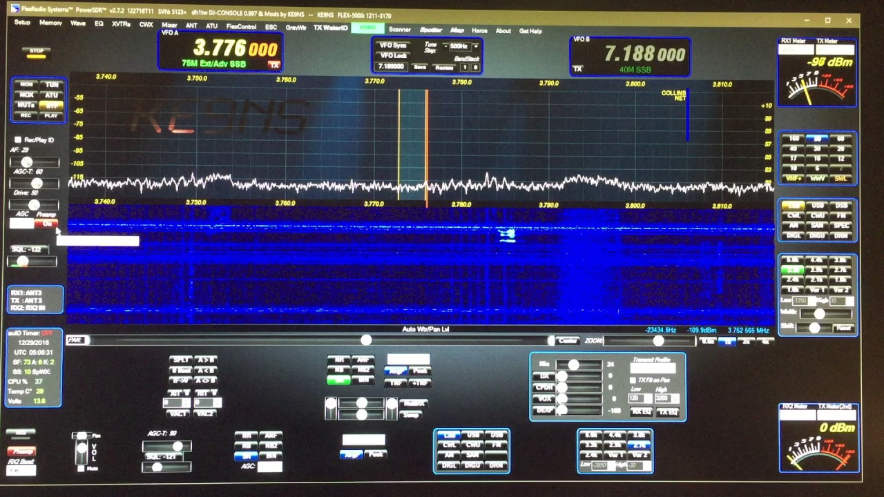 PowerSDR 2 7 2 - Software Defined Radio [ DownLoad ]