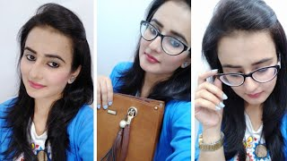 DAILY OFFICE / WORK MAKEUP LOOK || 10minutes Makeup look || Minimum products || SWATI BHAMBRA