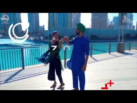 Palazzo ( Bhangra Video ) | Kulwinder Billa & Shivjot | Himanshi | Sara | Hardy