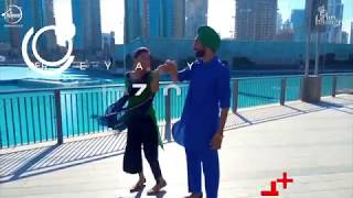 Palazzo ( Bhangra Video )   Kulwinder Billa & Shivjot   Himanshi   Sara   Hardy