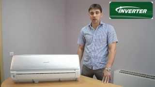 видео Сплит-система Panasonic CS-Z20TKEW/CU-Z20TKE