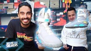 La colección de sneakers más impresionante que he visto 😱(El Piliado)