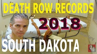 DEATH ROW USA 2018 SOUTH DAKOTA - RODNEY BERGET