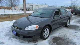 Chevrolet Impala 2009 Videos