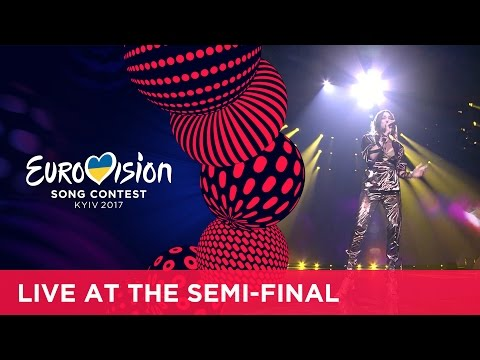 Martina Bárta - My Turn (Czech Republic) LIVE at the first Semi-Final