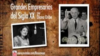 24. Christian Dior (Grandes Empresarios del Siglo XX).