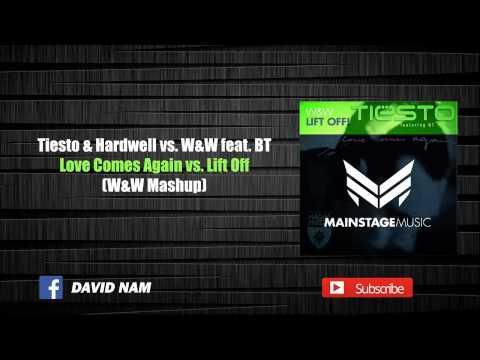 [1/2] Love Comes Again vs. Lift Off (W&W Mashup) [David Nam Remake]