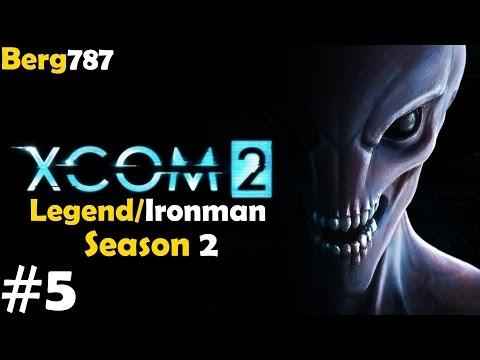 XCOM 2 - Lets Play - Part 5 - Hack and Hack [Season 2 Legend]