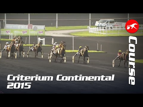 Critérium Continental 2015